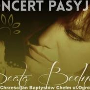 Beata Bednarz koncert pasyjny