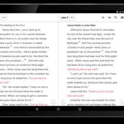 Biblia na urządzeniach z Androidem